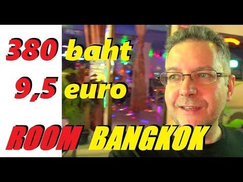 9,5 euro Hotel room Bangkok in Thai Nightlife karaokes.सस्ती होटल रूम बैंकाक