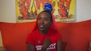 """Muthoni Gitau's Con Story - """"I lost two phones.. just like that!"""""""