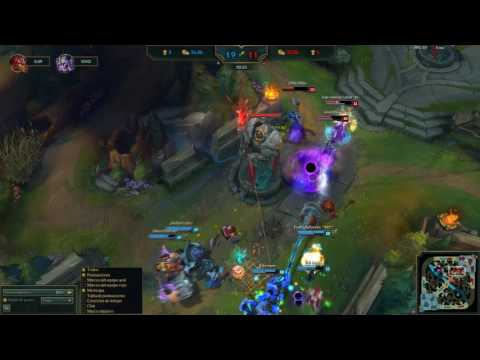 How to win using the Rift Herald in 90 seconds
