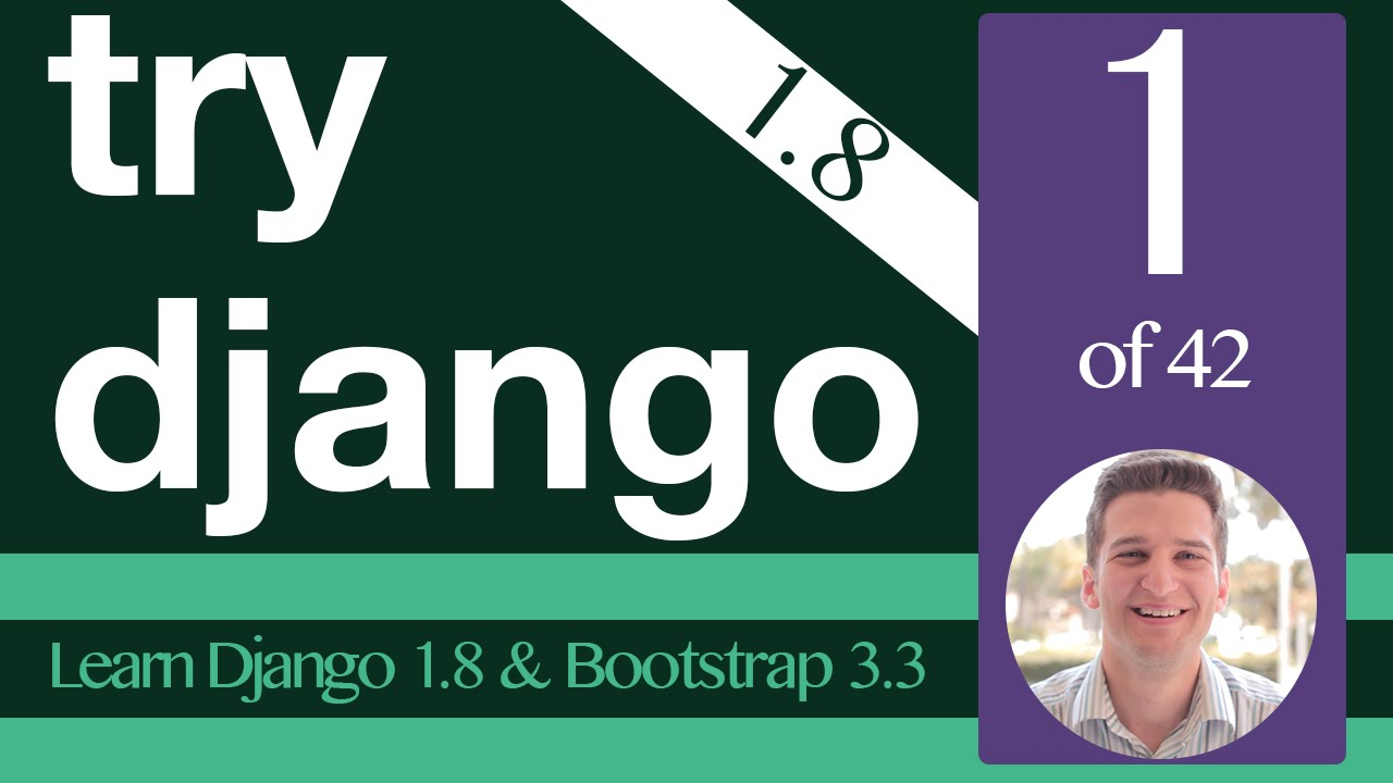 Try django 1. 8 tutorial 6 of 42 first view & url routing.