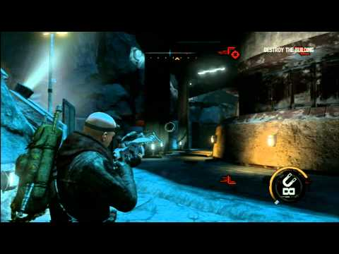 Classic Game Room - RED FACTION ARMAGEDDON review part 1 of 2