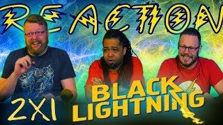 Black Lightning 2x1 PREMIERE REACTION!!
