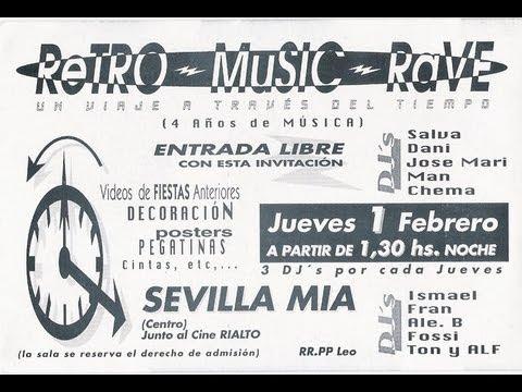 DJ Salva - Retro Music Rave (Sevilla Mia Centro) 1_02_2001 RIP-TAPE