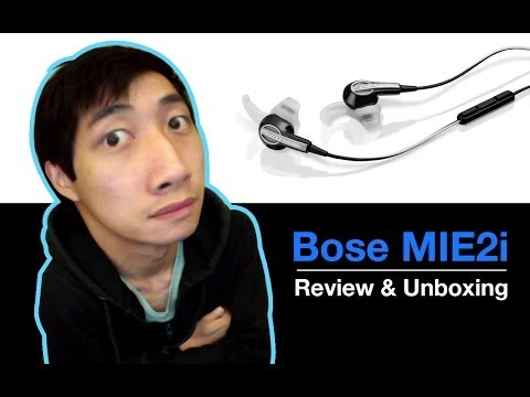 BOSE MIE2i - REVIEW