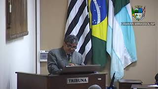 14ª Sessão Ordinária - Vereador Ademir Massa