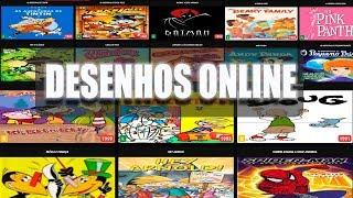 APP para ASSISTIR desenhos animados NOVOS e ANTIGOS