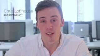 видео Qlik® Sense Enterprise
