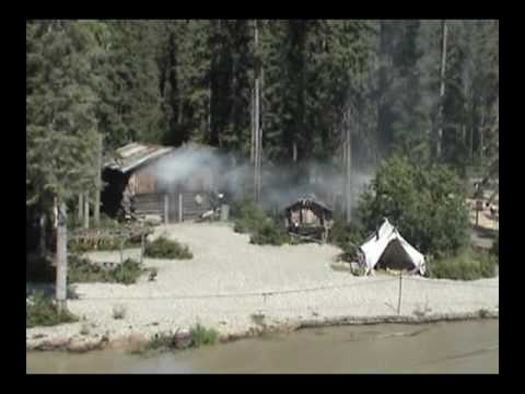 Athabascan Indian Village Riverboat Discovery