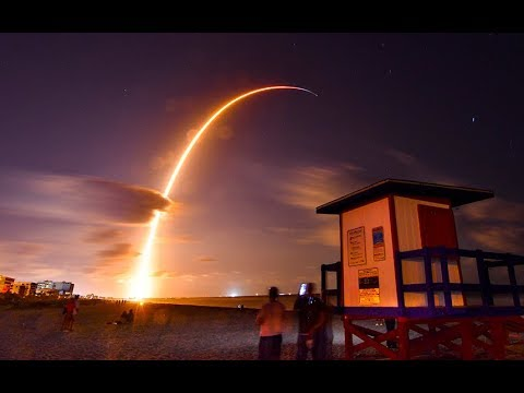 SpaceX launches latest batch of 60 internet-beaming satellites for ...