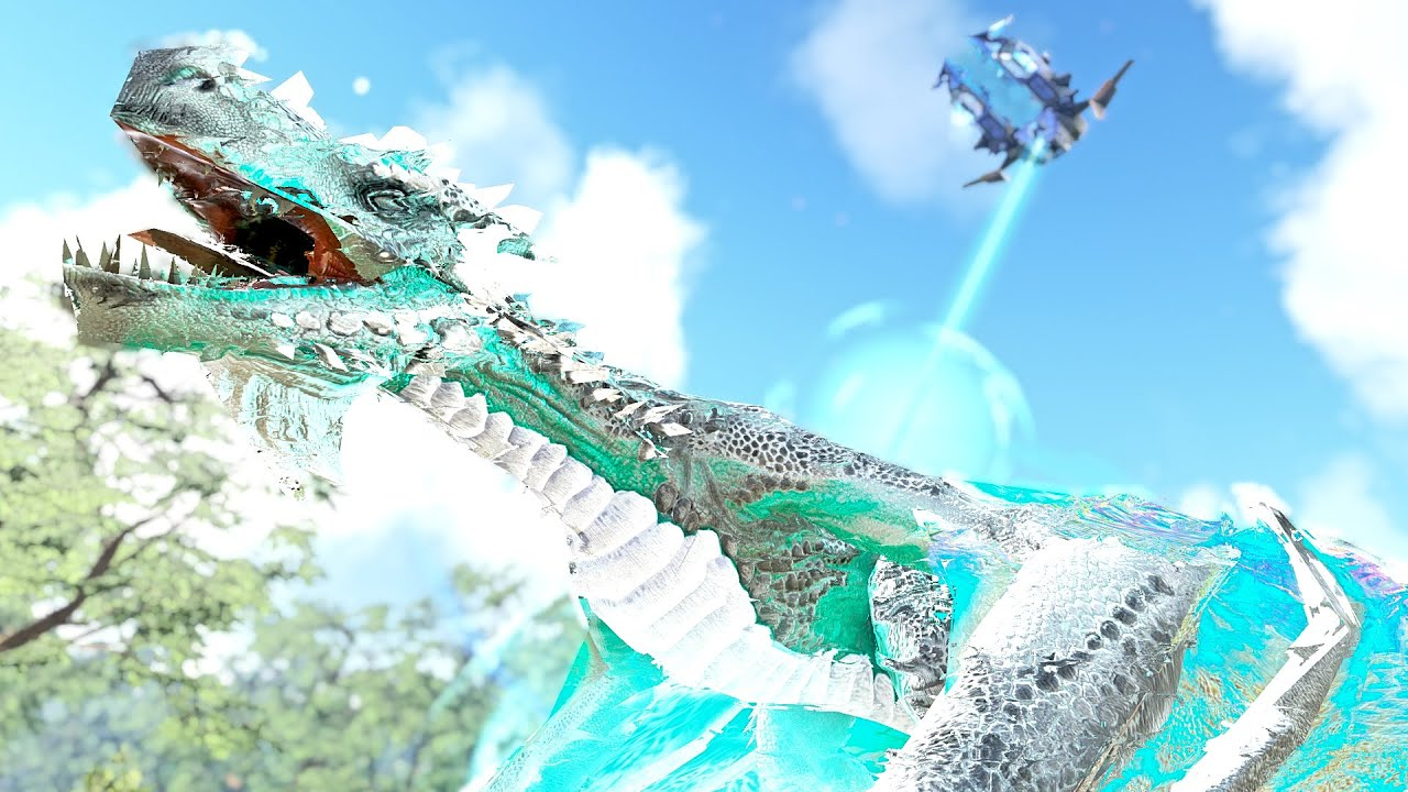 YEETING AND YOINKING EVERYONE ON CRYSTAL ISLE | ARK OFFICIAL PVP