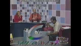 Parte #2 Entrevista no Programa Jogo Aberto em 04 março de1998 - Show de Química
