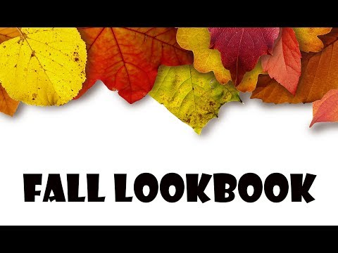 Fall Lookbook By Popreal | Milica Venoma