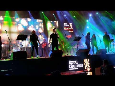Naina da kya kasoor by Amit trivedi live concert Indore Mp3