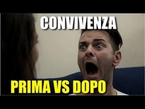 CONVIVENZA - PRIMA VS DOPO - iPantellas