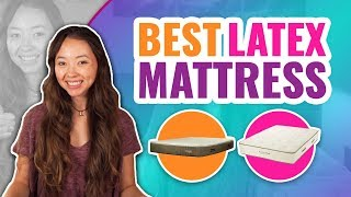 Best Latex Mattress - Organic, Natural, Talalay & More (TOP 6 BEDS)