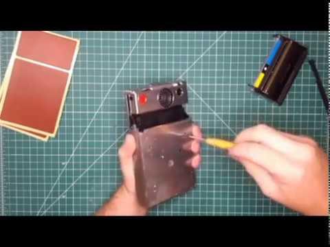 1974 SX-70 Model 1 repair/adjust