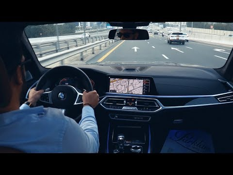 All NEW 2019 BMW X7 50i M Sport POV Test Drive - Cold Start & Exhaust Sound