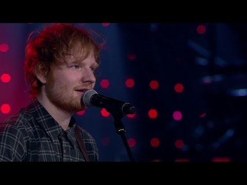 Thumbnail: Ed Sheeran - I See Fire (live on Swedish Idol)