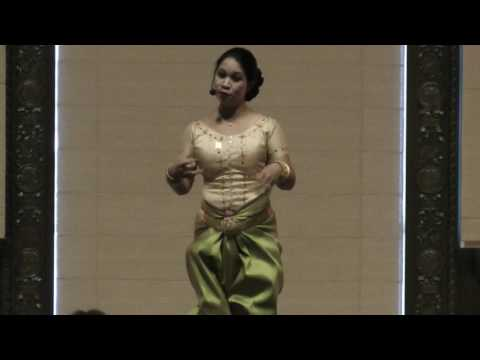 Cambodian Dance with Charya Burt and Reakmey Lath