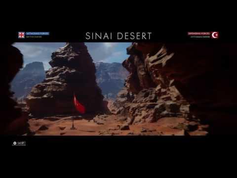 Battlefield 1 Operations | Orders (15/18) - Sinai Desert - British Empire