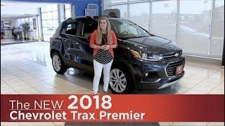New 2018 Chevrolet Trax Premier - Minneapolis, St Cloud, Monticello, Buffalo, Rogers, MN - Review