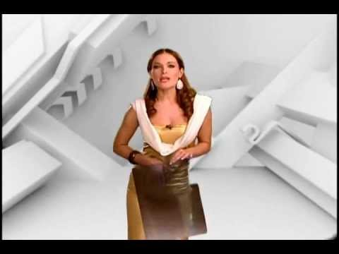 Raluca Petcu on HBO's ZOOM TV