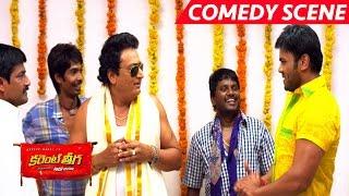 Manchu Manoj And Prithvi Raj Hilarious Comedy Scene - Current Theega Movie Scenes