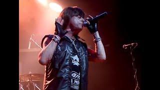 vocalist Joe Lynn Turner (Rainbow/Deep Purple) in hospital in Belarus