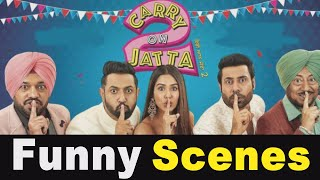 CARRY ON JATTA 2 II MAKING II BEHIND THE SCENES