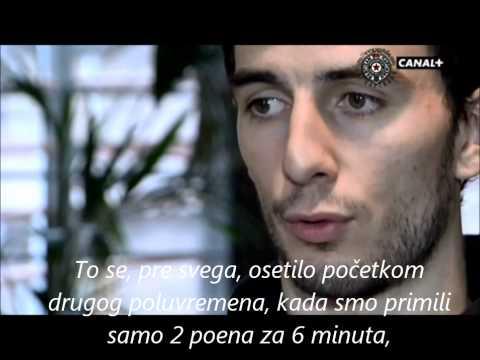 Leo Westermann, KK Partizan - Canal + (sa srpskim prevodom)