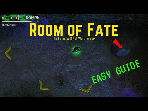 Dead Ops Arcade 2 - Room Of Fate Guide