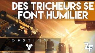 [DESTINY] IL HUMILIE DES TRICHEURS EN OSIRIS !