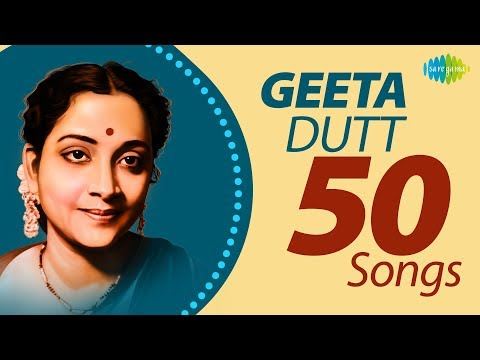 Top 50 Songs of Geeta Dutt | गीता दत्त के 50 गाने | HD Songs | One Stop Jukebox