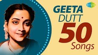 Top 50 Songs of Geeta Dutt | गीता दत्त के 50 गाने | HD Songs | One Stop Jukebox