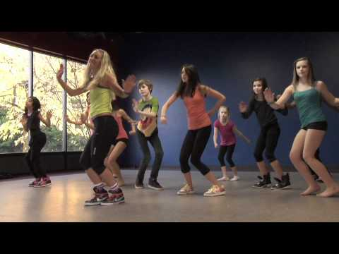 Whip My Hair Kids Dance Fitness