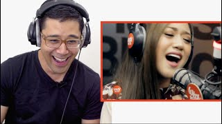 Music Producer Reacts To Morissette LIVE
