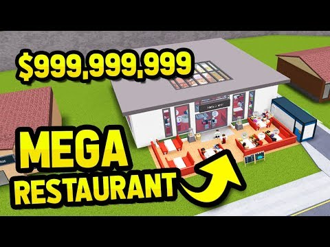 BUILDING THE BIGGEST RESTAURANT In RESTAURANT TYCOON