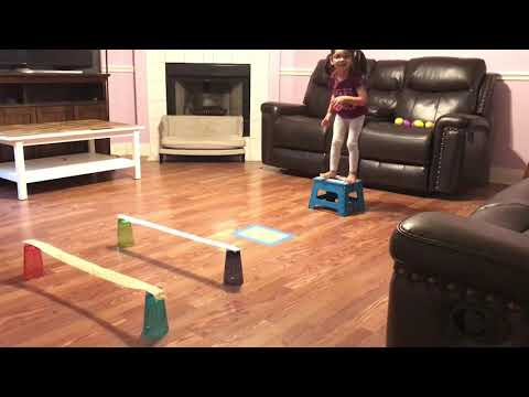 Indoor Obstacle course for PT