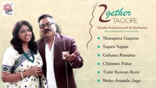 Tumi Kemon Kore - Together Tagore | Kavita Krishnamurti | Hariharan