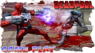 Deadpool - Landed In Prison - Saving Rogue - Gameplay VIII