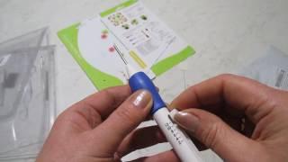 Обзор посылки из Китая (иголка для вышивки). Overview parcels from China (needle embroidery).