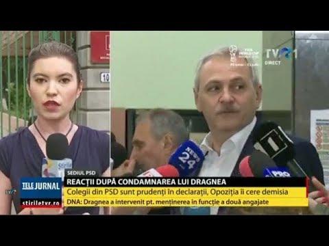 Liviu Dragnea a fost condamnat la 3 ani și 6 luni de închisoare cu executare
