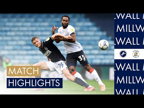 Millwall Luton Goals And Highlights
