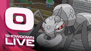 "Pokemon Sun and Moon! FT5 Showdown Live w/PokeaimMD & Gator ""MONOTYPE RANDOM"""