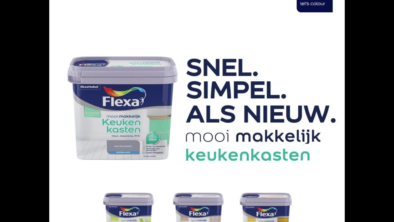Flexa Mooi Makkelijk Keukenkasten Youtube