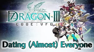 7th Dragon III Code: VFD - Dating (Almost) Everyone