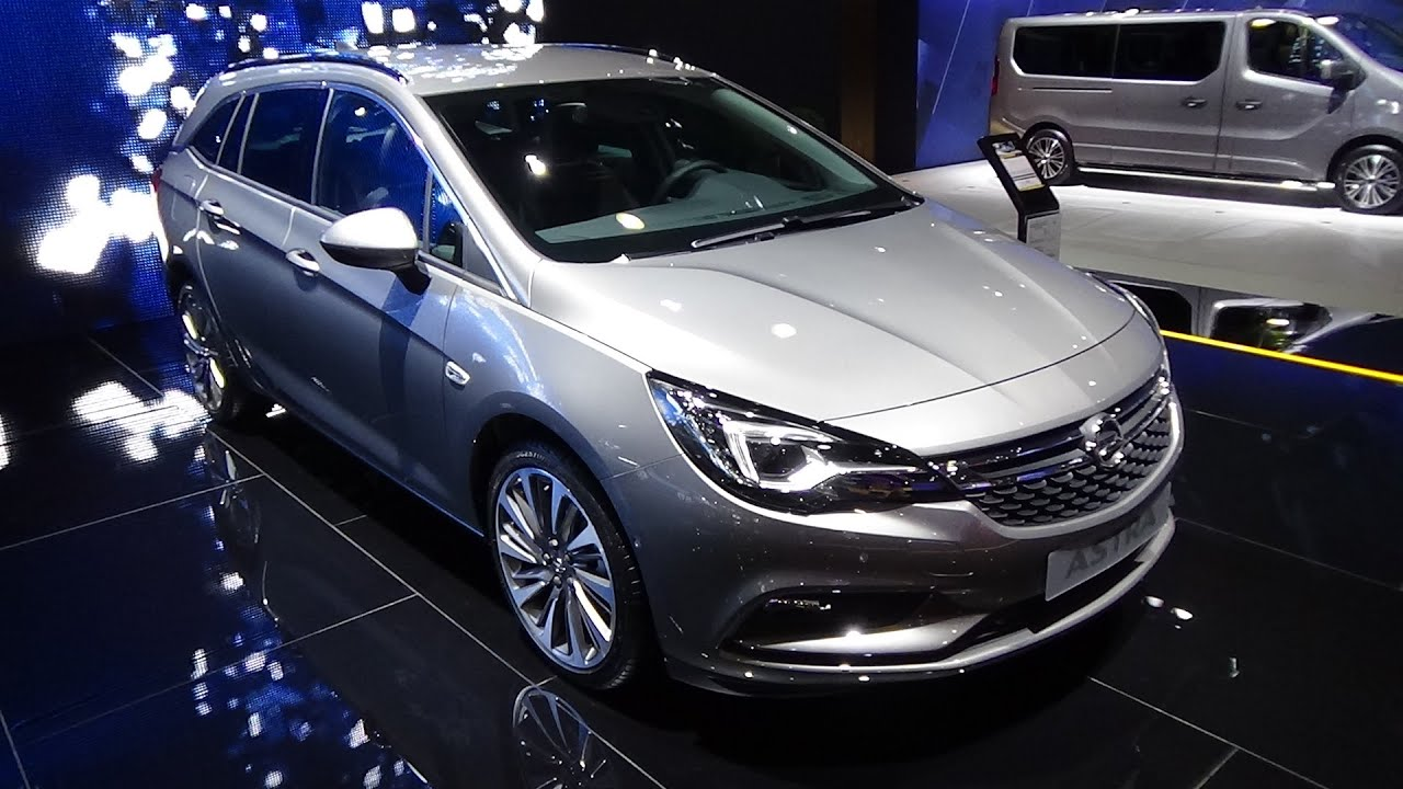 Astra sports tourer - 2016 Opel Astra Sports Tourer Exterior And Interior Auto Show Brussels 2016 Youtube