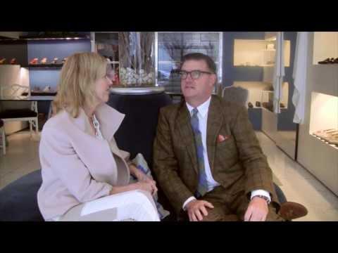 Stylish Shopping with Susanna Salk and Scot Meacham Wood