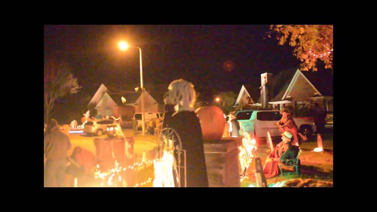 Halloween Cove Bartlett Tn 2020 Halloween Cove 2014   YouTube