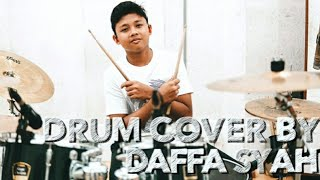 Your Betrayal - Drum Cover by Daffa Syah